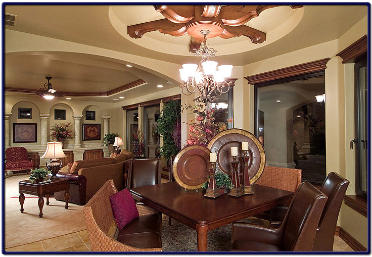 Home interior picture with information showing living - 10 interesting facts about interior design ...